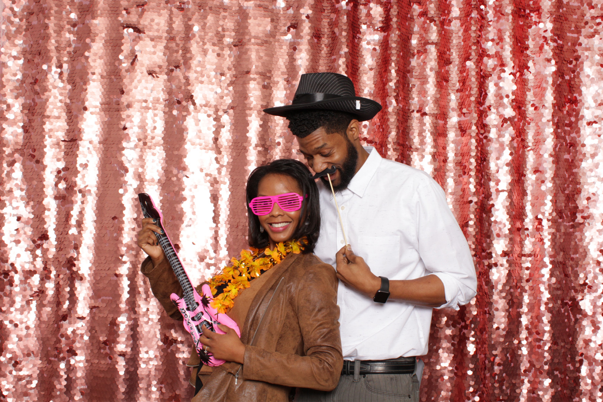 philadelphia wedding photo booth rental