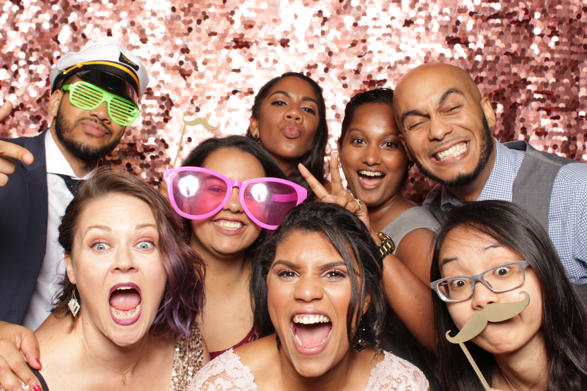 Philadelphia party photo booth rental