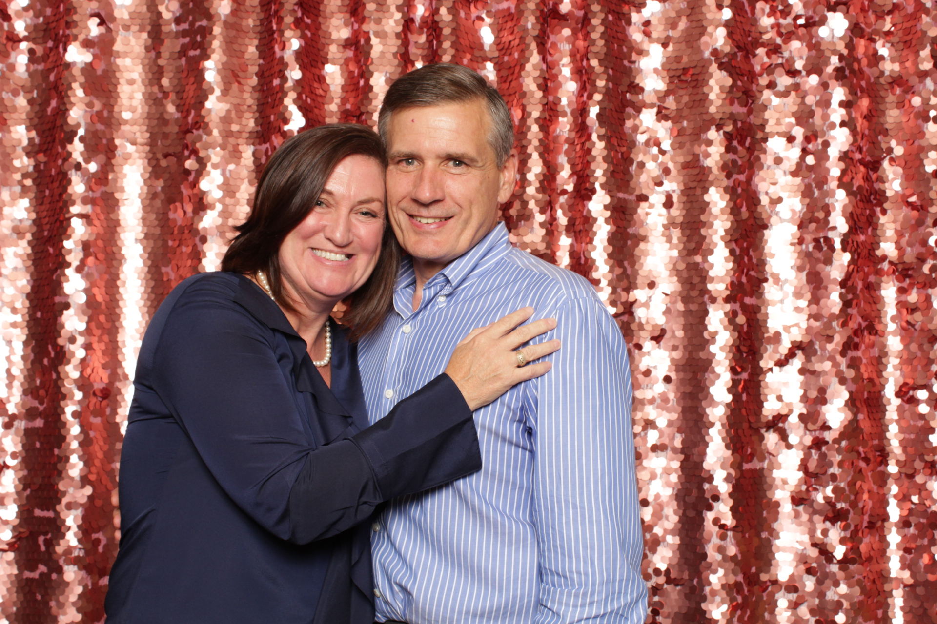 50th birthday photo booth rental