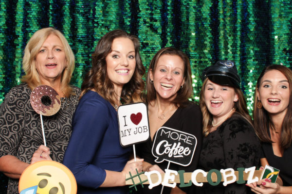 1-Instaglamour Photo Booth 2017 Delaware Chamber of Commerce Drexelbrook_