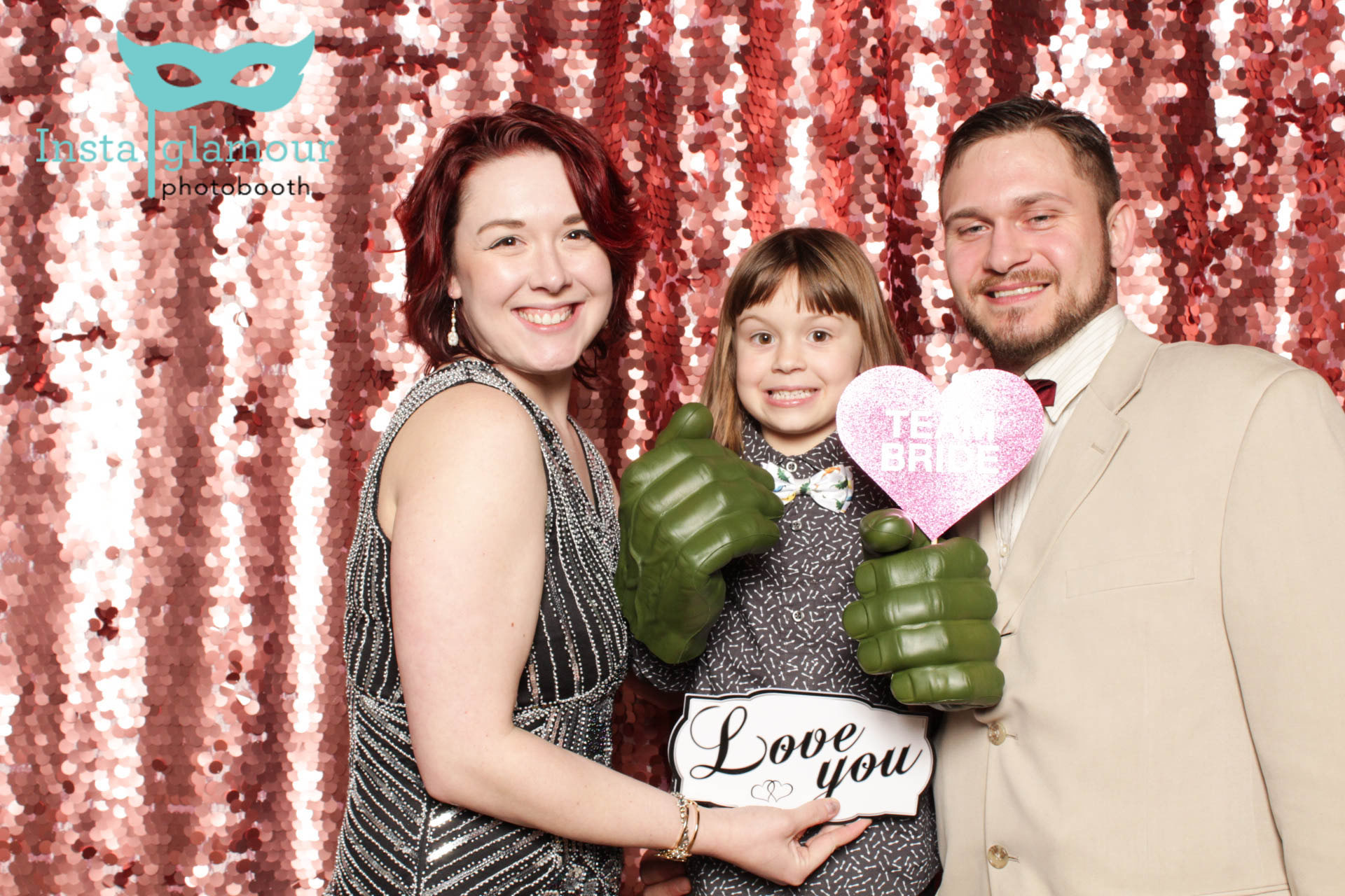 Corinne Stephen Wedding Delaware Photo Booth Rental
